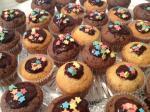 muffini od čokolade, muffini od banane