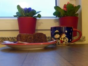 Čokoladne kocke, kolač od čokolade, čokoladni biskvit
