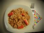 Rižoto od lignja, rižoto od morskih plodova, rižoto s surimi štapićima