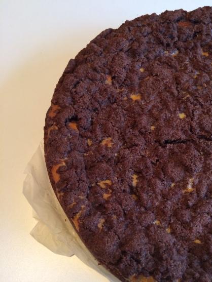 torta od sira, prhko tijesto, čokoladno prhko tijeto, jednostavan kolač od sira