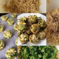 tortice od brokule, recept za brokulu, jednostavna priprema brokule, brokula i krumpir