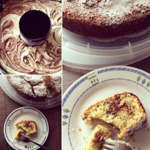 mramorni vijenac,mramorni kolač,mramorni, jednostavan kolač