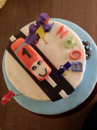 rođendanska torta, birthday cake, torta za dečkića