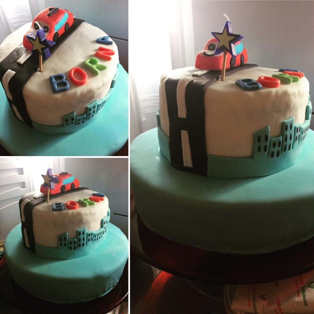 rođendanska torta, birthday cake