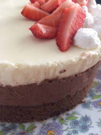 mousse torta s jagodama 3