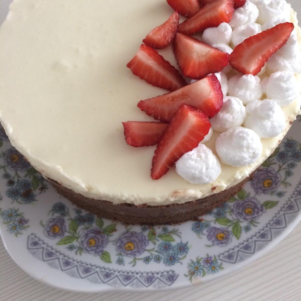 mousse torta, mousse torta od bijele čokolade, mousse torta od tamne čokolade