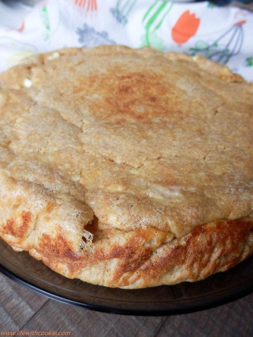 Slana torta od pirovog brašna