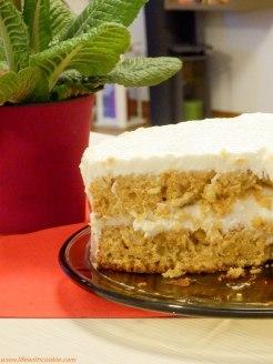 Torta od mrkve i milerama
