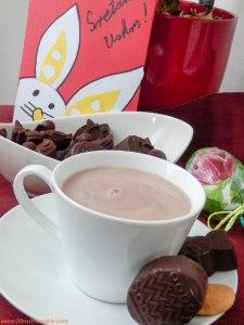 Praline s bijelom čokoladom