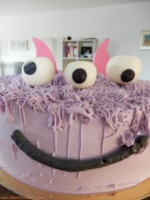 monster cookie torta