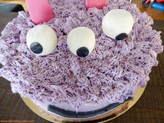 Monster cookie od breskva torta