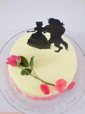 Ljepotica i zvijer torta