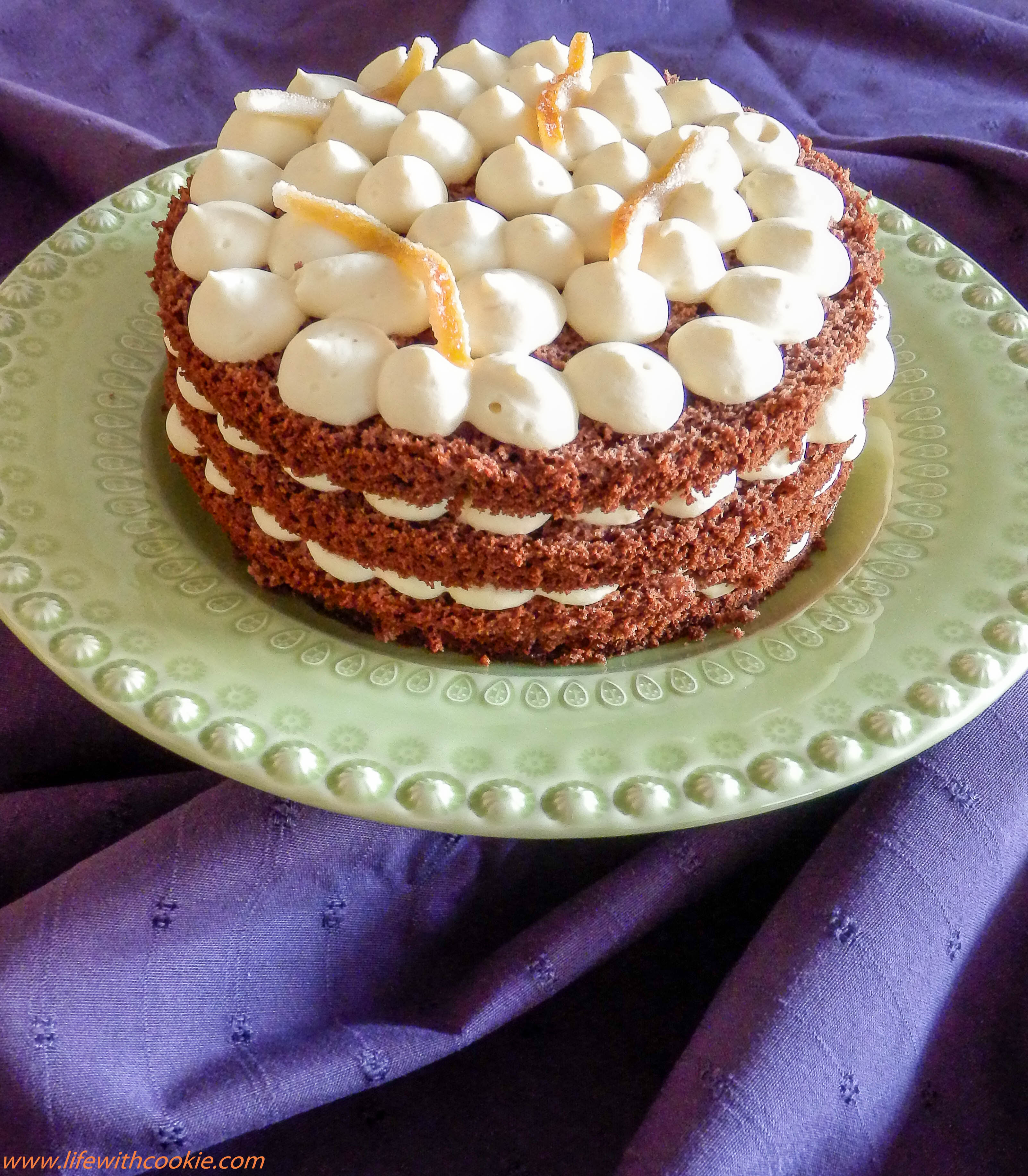 torta s narančom