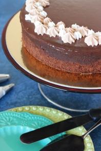 čoko orah torta bez brašna