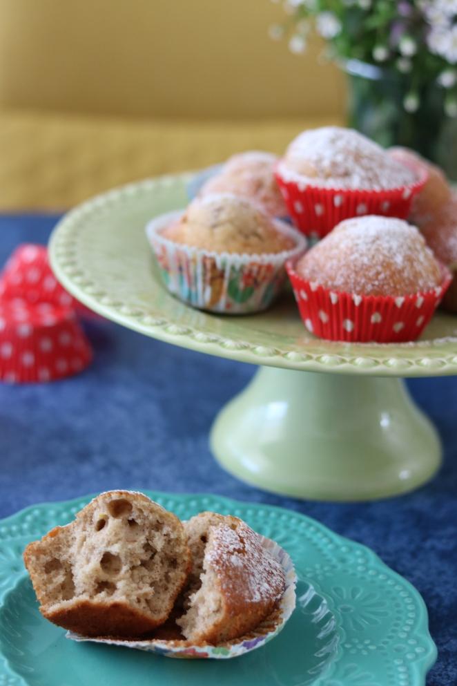 muffini s bananom